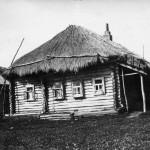 Характерная изба для деревни Черницкой