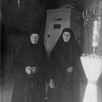 Монахини, жившие при церкви Александра Невского (Сретенской)