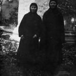 Мать Антонина и мать Олимпиада, игумения (Федоровский  монастырь)