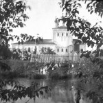 Введенский храм в устье реки Трубеж