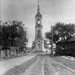 Церковь Иоанна Предтечи. Основная часть разрушена. Снимок сделан 20.08.1935г.
