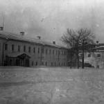 Корпуса с кельями в Федоровском монастыре