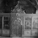Царские врата в одной из церквей Федоровского монастыря