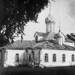 Введенская церковь в Фёдоровском монастыре. Фотограф Петр Павлович Панов