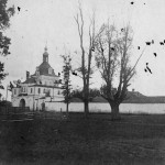 Никольский монастырь. Снимок сделан 21.08.1935г