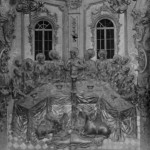 Царские врата в Успенском соборе Горицкого монастыря
