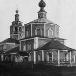 Смоленско-Корнилиевская церковь, бывший Борисоглебский Песоцкий монастырь