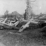 Борисоглебское кладбище Переславля