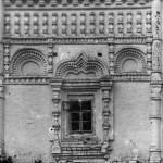 Палатка привратника при вратах Горицкого монастыря