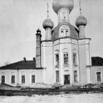 Переславский городской Собор, построен в 1740 году на месте бывшего женского монастыря мещанином Филиппом Фаддеевым Угрюмовым