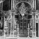 Царские врата церкви Козьмы и Дамиана. Обозначены как утраченные