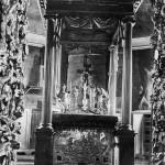 Престол, предположительно Церковь Троице-Сергия. Обозначена как утраченный