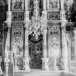 Церковь Троице-Сергия. Обозначена как утраченная