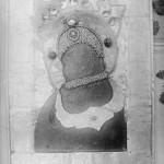 Икона, предположительно из Церкви Похвалы Божией Матери