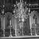 Церковь Похвалы Божией Матери. Внутреннее убранство