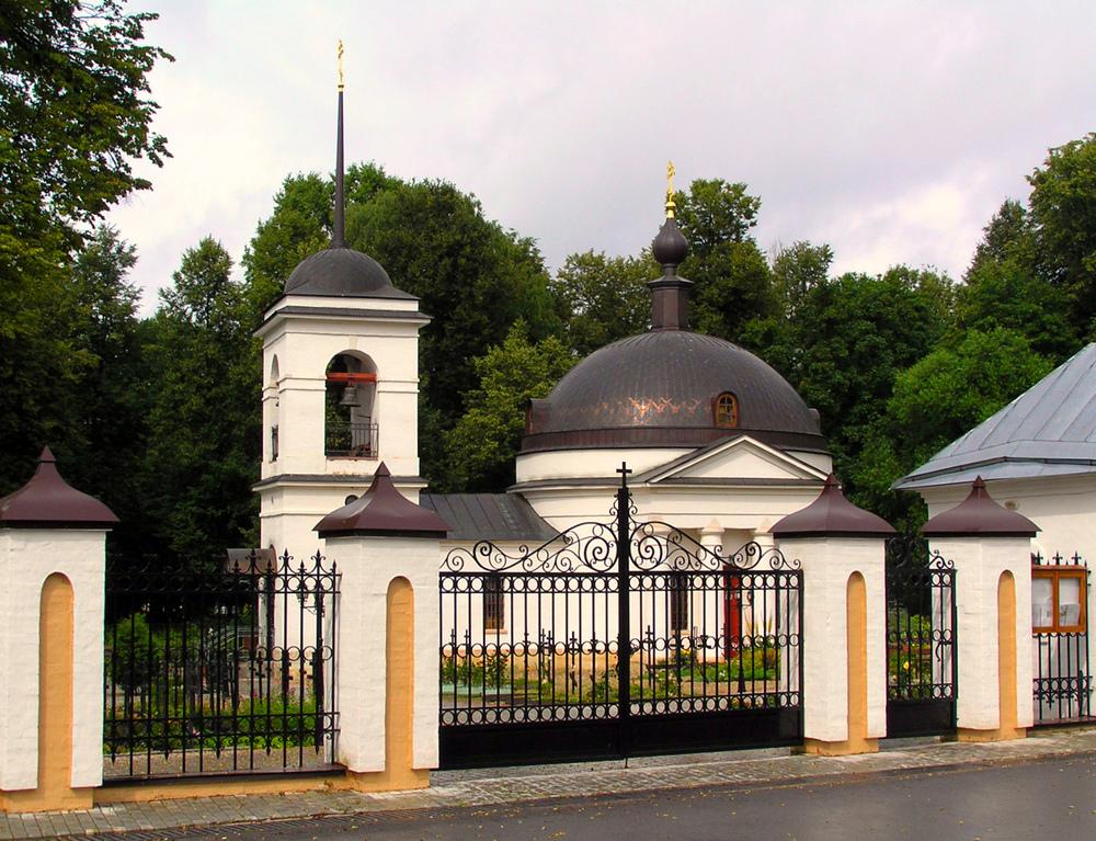 Св.Духовской храм